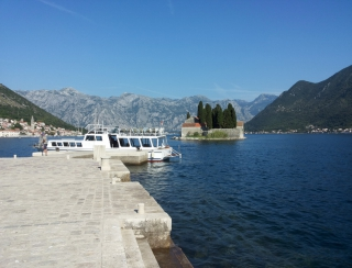 Boka Kotor Bay Excursion in Montenegro