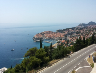Excursion to Dubrovnik from Montenegro
