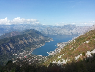 MIni Montenegro tour and NP Lovcen