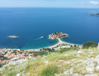 Budva Riviera tour with dinner on St. Stefan
