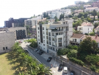 Apartment to rent in center of Budva in Montenego