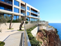 Luxury apartment for sale in Montnegro